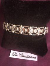 Magnifique Bracelet En Argent 925 Ancien - Broc20a