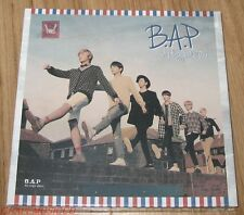 B.A.P Unplugged 2014 4th Single Album BAP K-POP CD + PHOTOCARD + POSTER IN TUBE