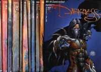 Auswahl = DARKNESS 1.Serie Heft  1 - 11 + Prestige 12 - 23  ( INFINITY ) Neu
