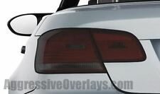 BMW 335 M3 328 Smoked Tail light Film 35% LIGHT SMOKED Tinted Vinyl Tint E92 E93