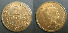 2 centimes 1920 - DANIEL DUPUIS - SPL