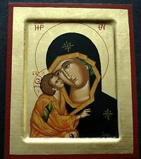 Maria Donskaya russisch Muttergottes Jesus Ikone Icon Icone Ikona Holy Mary