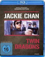 TWIN DRAGONS-DRAGON EDITION - CHAN,JACKIE/CHEUNG,MAGGIE + BLU-RAY NEU