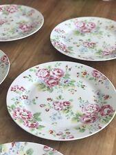 Cath Kidston Spray Flowers Design Large Dinner Plate 1x