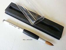 sz.8 KOLINSKY ROUND SABLE Sculpting BRUSH Power & Liquid ACRYLIC NAILS nail TIPS