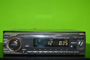 Vintage Sony CDX-C6750 Car Stereo 40Wx4 AM FM CD Compact Disc Player