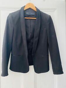 zara tuxedo ladies jacket