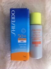 Sports BB Crème protection solaire,SPF50, Teinte médium, Shiseido, 7ml,NEUF