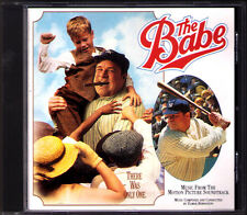 THE BABE Elmer Bernstein OST Soundtrack MCA CD Diga Diga Doo Michael Simmons 92