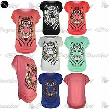 Unbranded Batwing Sleeve Tops & Shirts for Women