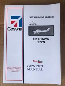 Cessna 172N Model Pilot's Operating Handbook (210 Pages)