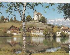 Schloss Werdenberg Switzerland Postcard unused VGC