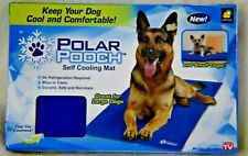As Seen on Tv - Polar Pooch Self Cooling Mat for dogs Large & Small