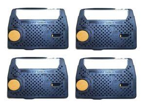 4 x Farbband Gr. 167C Olivetti PraxiCart Praxis 30 35 40 45 ET60 ET70 Compact