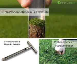 ***Mini Bodenprobennehmer, Bodenstecher aus Edelstahl für Rasen und Golfgreens**