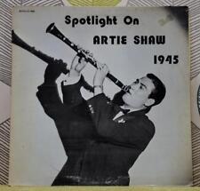 Artie Shaw spotlight on Artie Shaw 1945 [Vinyl LP] USA IMPORT LP-1003 Mono * EXC