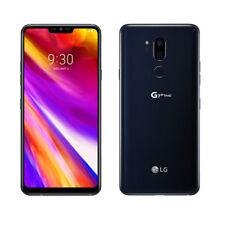 Lg G7 Thinq Lmg710eaw 128gb/6gb Unlocked smartphone Black RR