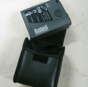 Bushnell Yardage Pro Short Rangefinder w/case-4X magnification-5to200 yards for