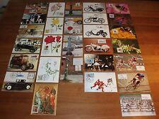 28 Maximumkaarten Berlijn Duitsland - 1982-1986 (Hagenbach)