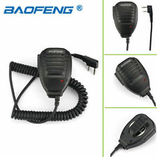Original Baofeng Speaker Mic Headset For UV-5R A UV-82L GT-3 888s Two Way Radio