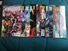 Batman & Robin : Eternal # 1 - 13
