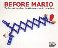 Before Mario - Jouets Nintendo Game Watch - Erik Voskuil - Satoru Okada - Omaké