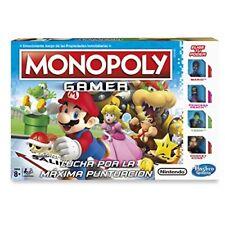 Monopoly Gamer Versión Mario Bros