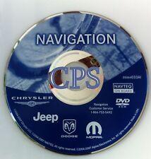Dodge Durango Magnum Grand Caravan REC Navigation DVD # 033 AI Map Update © 2010
