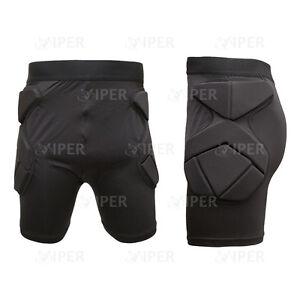 Padded Rugby Shorts Protection Men Defender Goalkeeper Sponge Undershorts Boys