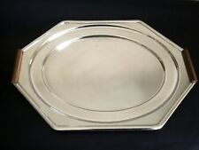 Large French Art Deco Serving Tray/Platter - Tableware Serving Pieces