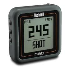 Bushnell GPS Entfernungsmesser Neo Ghost Golf Charcoal Preloaded W/Worldwide ...