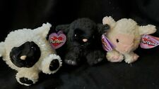 Swibco Puffkins Priscilla - Lizzy - Bah Bah - Lambs - Nice With Tags!