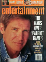 Entertainment Weekly Magazine June 1992 Harrison Ford Sam Kinison No Label VF