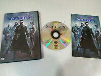 Matrix Keany Reeves Laurence Fishburne - DVD + Extras Español English