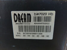 Sat und Kabel tuner Dreambox DM 7020 HD Combo DVB-S2/C/T PVR Ready