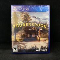Truberbrook (PlayStation 4 / PS4) BRAND NEW / Region Free
