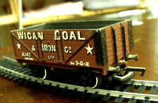 Bachmann 7 Plank Private Owner Wagon 00 scale Wigan Coal & Iron