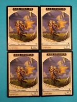 Kor Soldier Token 4X SP Zendikar ZEN MTG Magic the gathering