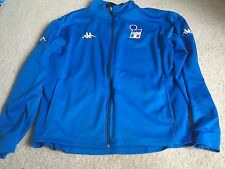 Italy Kappa 2002 Track Jacket *RARE* Italia Football Shirt