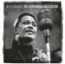 BILLIE HOLIDAY: THE CENTENNIAL (GREATEST HITS) COLLECTION THE BEST OF CD / NEW