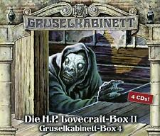 Gruselkabinett-Box 4 von Howard Ph. Lovecraft (2015)
