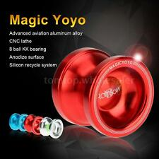 Best Magic Yoyo T6 Rainbow Aluminum Alloy Metal 8 Ball KK Bearing for Kids X5I5
