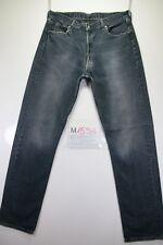 levi's 501 (Cod. M1538) tg50 W36 L36 jeans usato vintage