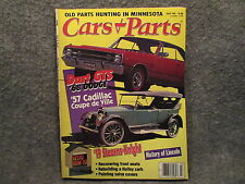 Cars & Parts Magazine Vol 39 No 7 July 1996 Old Parts Hunting In Minnesota