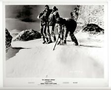"""Abominable Snowman of Himalayas 1957- Two B/W 8""""x 10"""" Photos"""