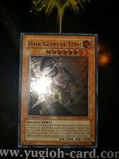 FRENCH 1st Ed VLP-LP Gaia Plate The Earth Giant ANPR-FR094 Ultimate Rare Yugioh!