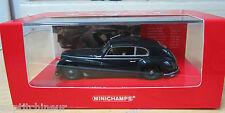 Minichamps 1/43 - 403 120483 alfa romeo 6c 2500 freccia D'oro 1947 tbe dark blue