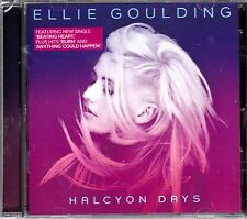 ELLIE GOULDING - HALCYON DAYS - CD - NEW -