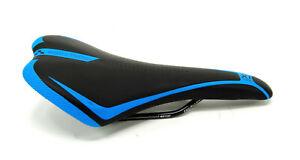 Selle Italia X1 Mountain/Road Bike Saddle FEC Alloy, Blue/Black