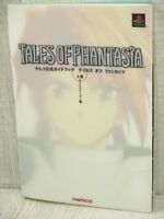 TALES OF PHANTASIA Namco Official Guide 1 Play Station Book NM*